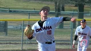 Baseball Highlights: Omaha vs. North Dakota State - Game 2