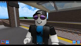 ROBLOX | Grand Continental Railways | Gothlan Train watching!