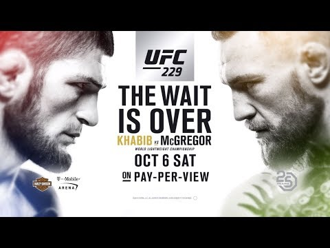 UFC 229: Khabib vs McGregor Mp3