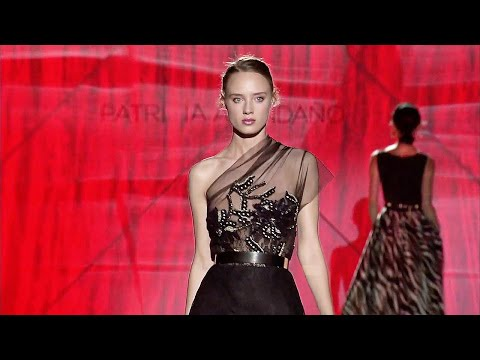 Patricia Avendano - Barcelona Bridal Fashion Week 2016 - Exclusive - 동영상