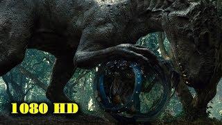 Динозавр нападает на детей | Мир Юрского периода. 2015 [Момент из фильма 1080p]