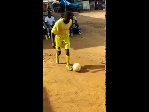 Young African Football (soccer) Talent from Avion FC