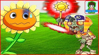- Босс НА Мамонте Растения против зомби Plants vs zombies 10 От Фаника