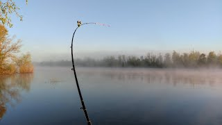 Рыбалка на Припяти 2021