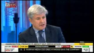 Eagle Health Holdings featured on Sky News Business on 3rd July 2017