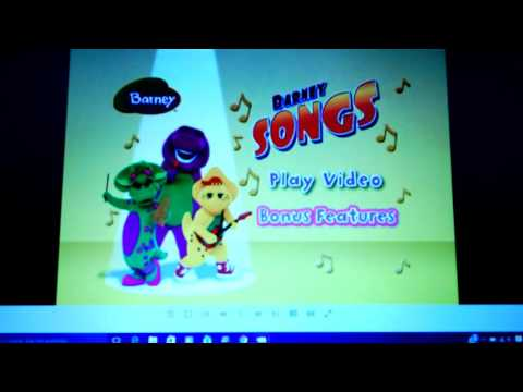 Barney- BARNEY SONGS