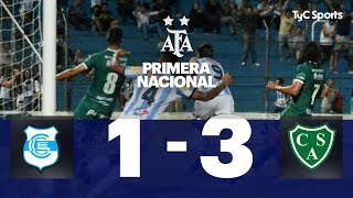 Gimnasia (J) 1 VS. Sarmiento 3  | Fecha 15 | Primera Nacional 2019/2020
