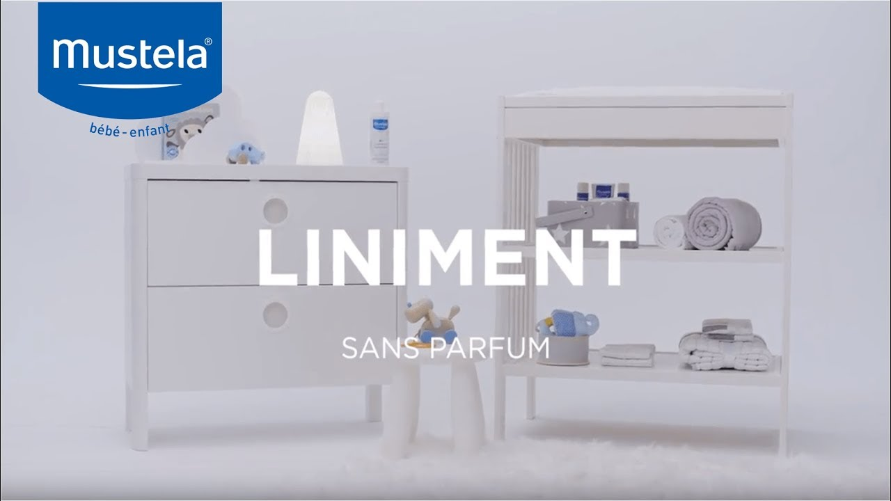 Liniment to hydrate and protect baby's diaper area | Mustela