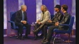 The Bee Gees On Parkinson UK 2001