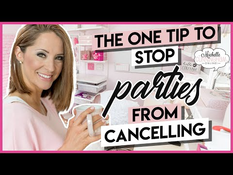 DIRECT SALES: Stop Your Parties From Cancelling