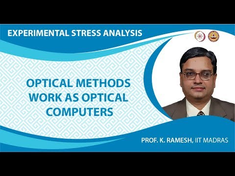 Lecture 2 Optical Methods Work as Optical  Computers