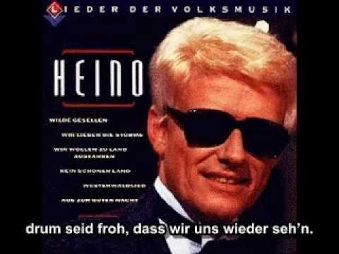 Alte Kameraden - Heino - Lyrics