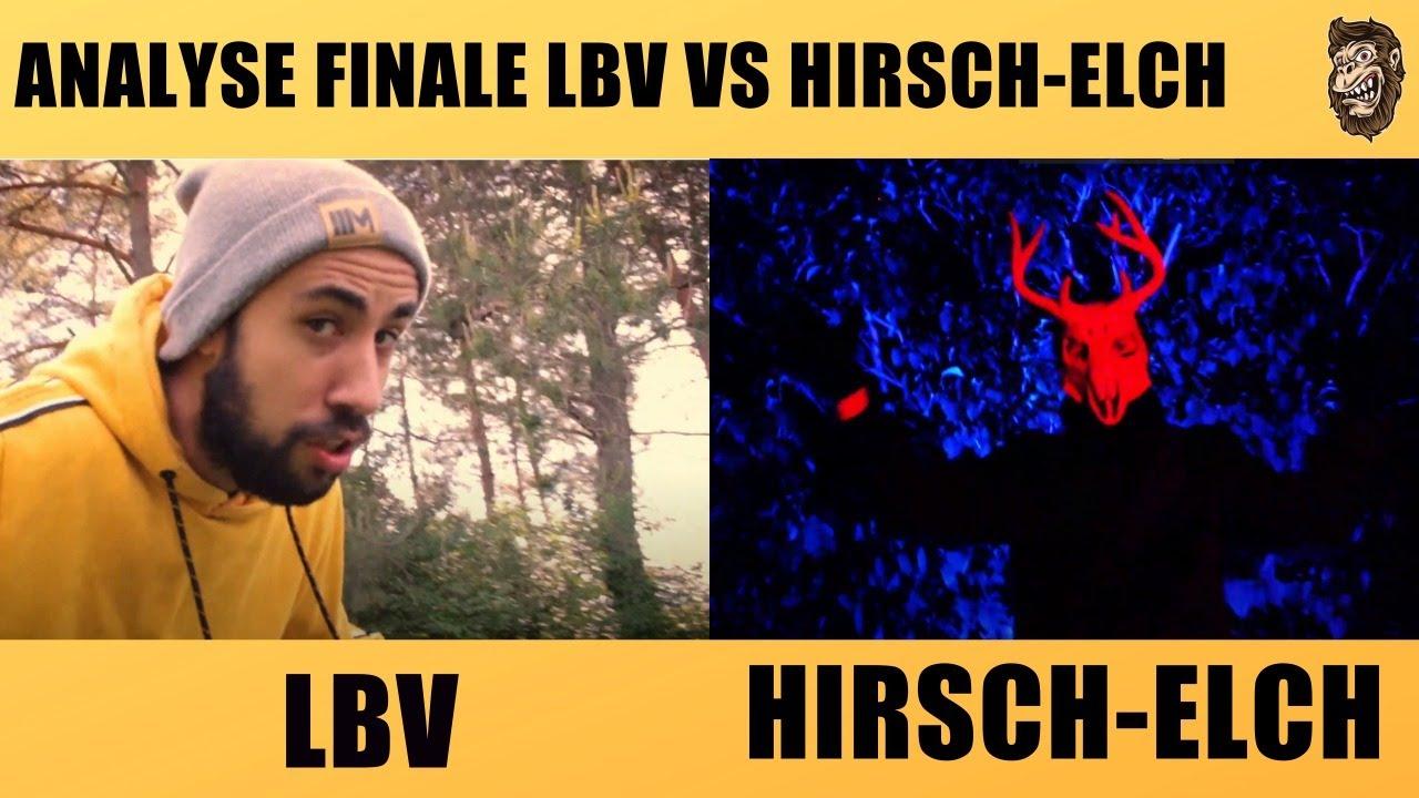 🔴 Live-Bewertungen Finale LBV vs Hirsch-Elch