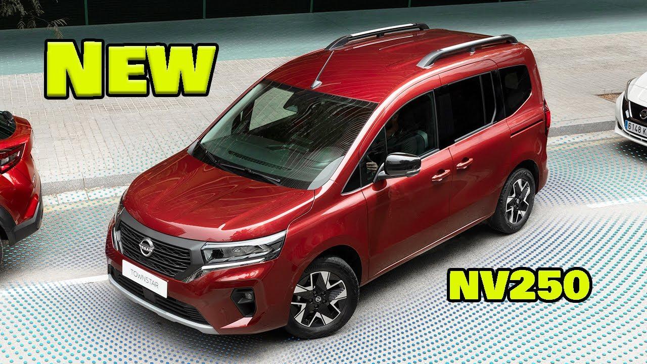 (2020) Nissan NV250 - Kleintransporter mit Potenzial - Fahrbericht I Test I POV