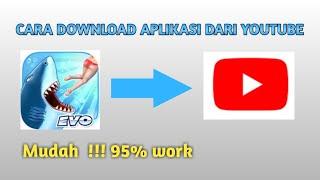 Gambar cover Cara download aplikasi dari YT / link YT