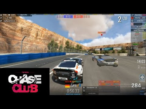 Trackmania 2 Canyon_Chase Cup #2🏆 Tournament_PART 3_April 2021 |