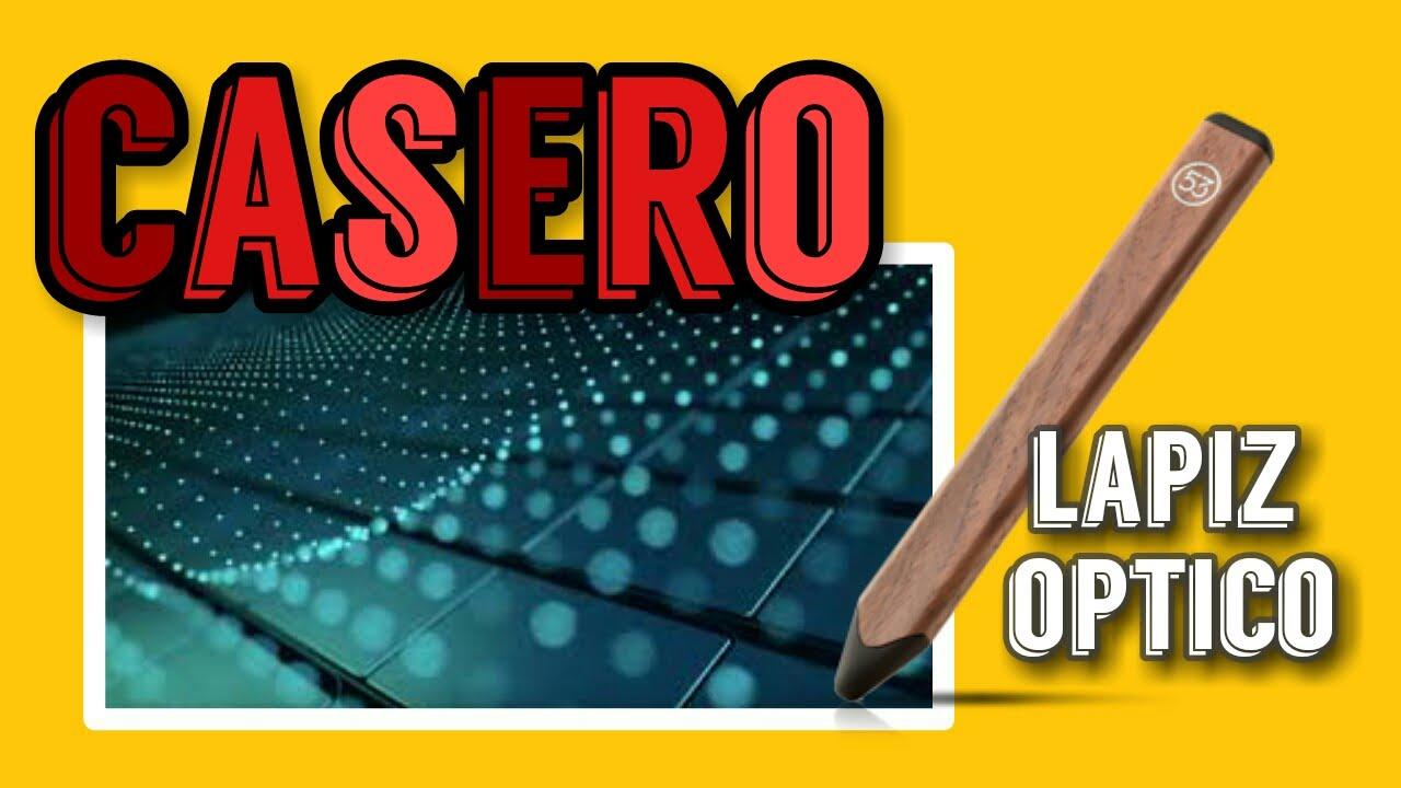 Como Hacer Un Lápiz ópticostylus Tech Reviews ℹ