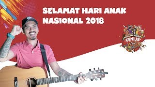 LUAR BIASA Live Cover 21 Lagu Anak Medley by Jerikho Tamaela