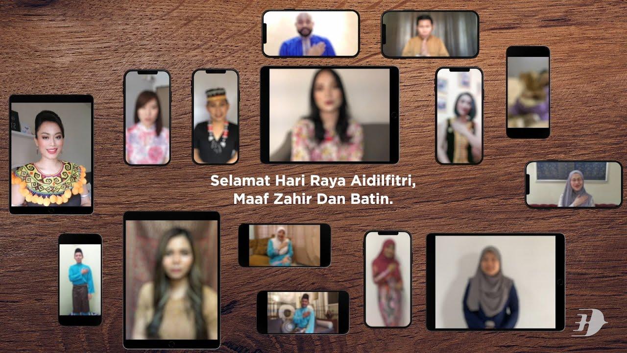 Malaysia Airlines Hari Raya 2020 Ucapan Raya Pelbagai Bangsa Untuk Rakyat Dari Rakyat Youtube