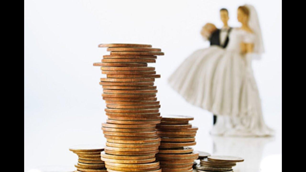 Geld koop 'n gelukkige huwelik?