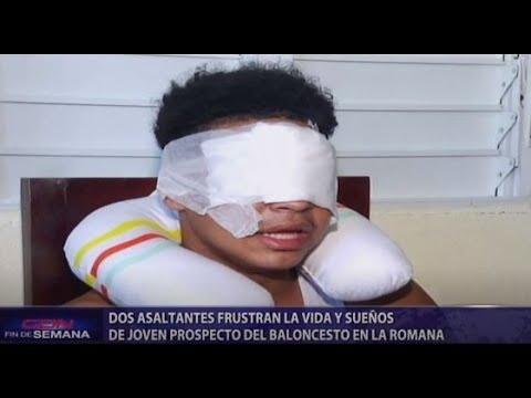 Hombre narra Noticias SIN el momento en que encontró en su casa sospechoso dispararle a David Ortizиз YouTube · Длительность: 4 мин6 с