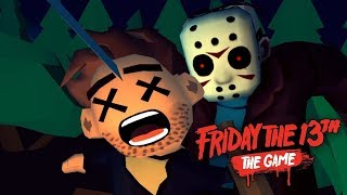 NASTĘPCA SLAYAWAY CAMP! | FRIDAY THE 13TH PUZZLE GAME