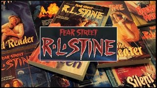 Fear Street and Point Horror Collection