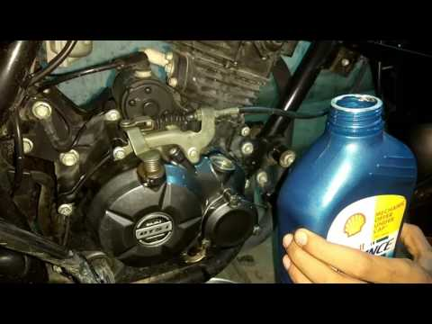 Bajaj Discover full servicing