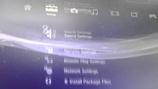 Hacked PS3 In Walmart package file HOMEBREW PLAYSTATION 3