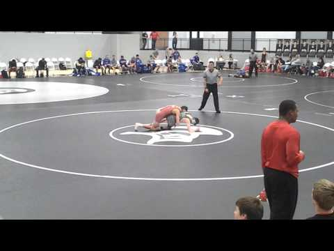 Dylan Patton Mexico Mo wrestling