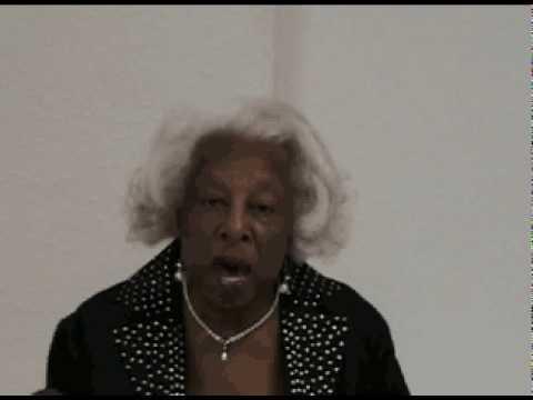 Texas City Disaster Survivor Jewel Turner