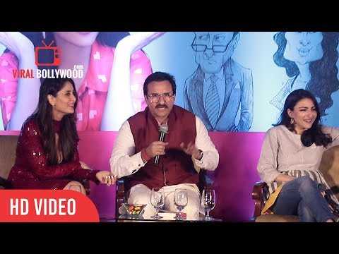 Saif Ali Khan At Soha Ali Khan Book Launch | The Perils of Being Moderately Famous