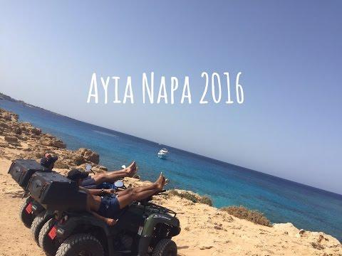 Ayia Napa, Cyprus vacation 2016 | Travel Video