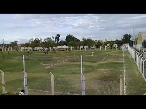 Federal C , defensores de la boca vs river de chepes. Primer gol