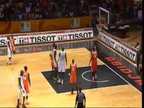 Ivory Coast vs. Senegal Basketball