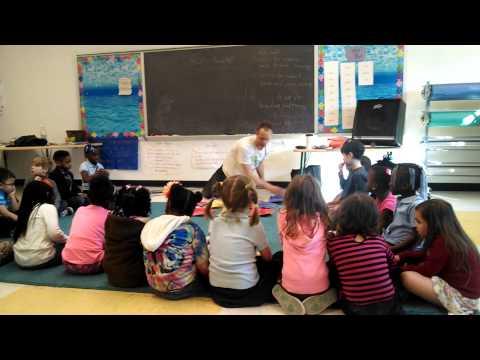 Mr. Max Bent at Creative City Public Charter School