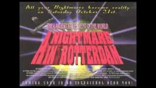 DJ PANIC @ NIGHTMARE IN ROTTERDAM ENERGIEHAL 1995 HD/HQ SOUND