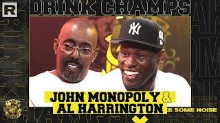 Al Harrington & John Monopoly On Viola, Battling Michael Jordan, Chris Lighty & More | Drink Champs