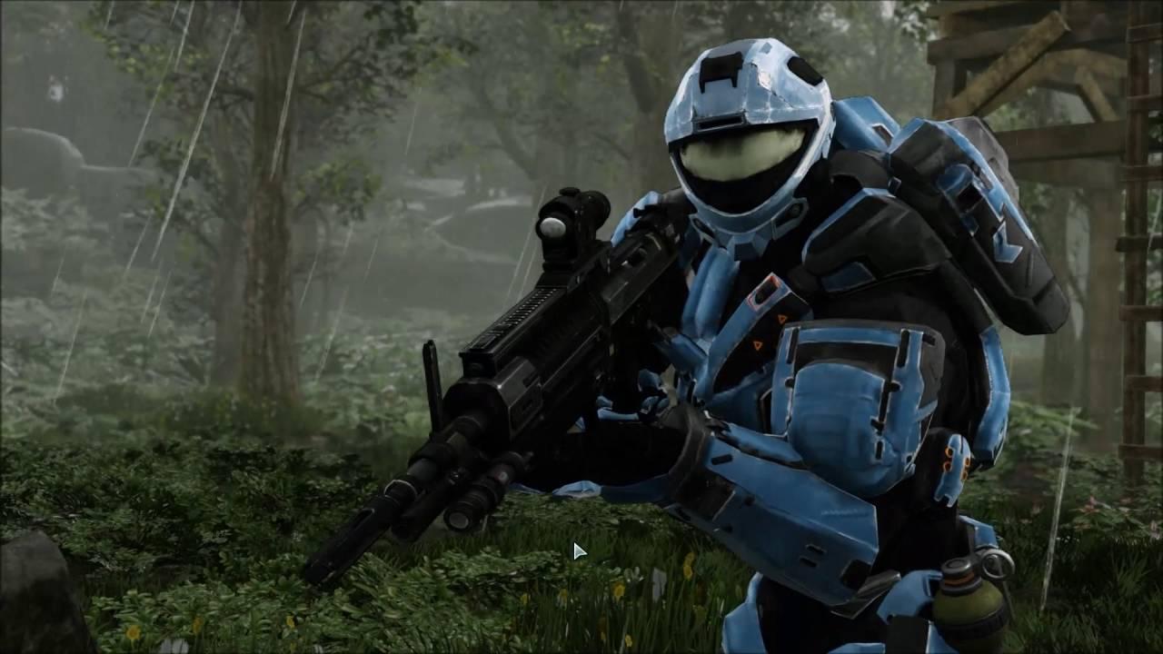 Xcom 2 Halo Mods