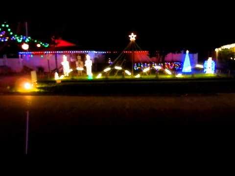 Lights of Lake Park Estates 2013 Seminole Largo Florida