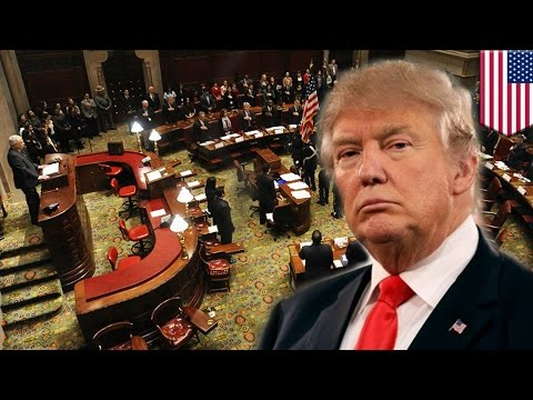 Faithless electors: electors voting against their pledge aim to stop Trump's America - TomoNews