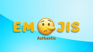 Emojis Part 1: Authentic, Cory Sondrol - January 3, 2021 - 9 AM