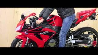 Honda CBR1000RR fireblade обзор . Продажа. Наша мнение .