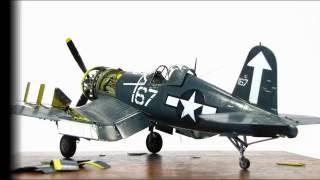 сборка масштабных моделей авиации - ИМИТАЦИЯ ЗАКЛЕПОК