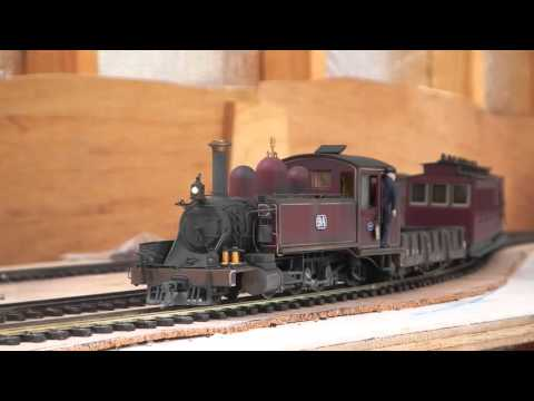 On30 Model Railway: A day in Wangerrip