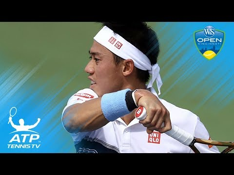 Djokovic and Nishikori win; Andy Murray Falls at First Hurdle | Cincinnati 2018 Highlights Day 2