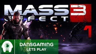 Let's Play Mass Effect 3 (Part 1) - PC Gameplay w/ Graphics Mod