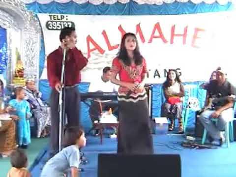 MIMIN AMINAH HALMAHERA MUSIK SURAT TERAKHIR Sauaranya Adem Banget....