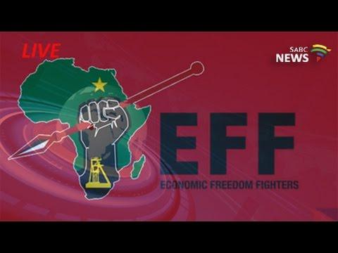 EFF media briefing following 3-day National Plenum