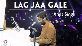 Lag Jaa Gale   Arijit Singh 2017 Unplugged Arijit Singh Ae Dil Hai Mushkil